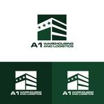 A1 Warehousing & Logistics Logo - Entry #111