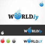 Worldly Logo - Entry #118