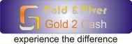 Gold2Cash Logo - Entry #51