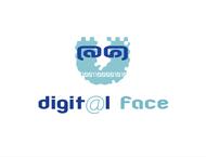 Digital Face Logo - Entry #34
