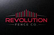 Revolution Fence Co. Logo - Entry #51