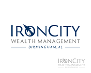 Iron City Wealth Management Logo - Entry #150