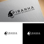 Piranha Energy & Consulting Logo - Entry #61