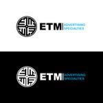 ETM Advertising Specialties Logo - Entry #191