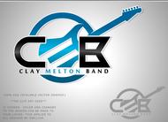 Clay Melton Band Logo - Entry #115