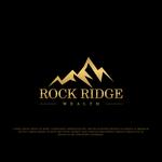 Rock Ridge Wealth Logo - Entry #468