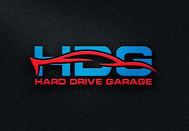 Hard drive garage Logo - Entry #251