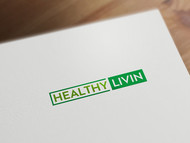Healthy Livin Logo - Entry #42