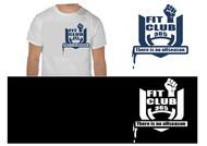 Fit Club 365 Logo - Entry #25