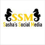 Sasha's Social Media Logo - Entry #161