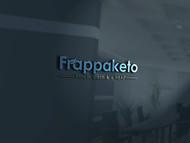 Frappaketo or frappaKeto or frappaketo uppercase or lowercase variations Logo - Entry #175