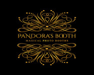 Pandora's Booth Logo - Entry #70