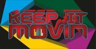 Keep It Movin Logo - Entry #451