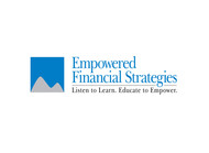 Empowered Financial Strategies Logo - Entry #368
