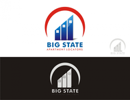 Big State Apartment Locators Logo - Entry #4