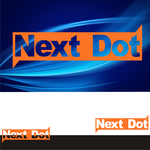 Next Dot Logo - Entry #166