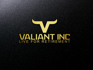 Valiant Inc. Logo - Entry #259