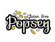 gluten free popsey  Logo - Entry #119