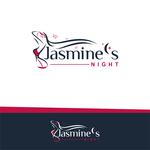 Jasmine's Night Logo - Entry #11