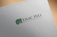 Lilac Hill Greenhouse Logo - Entry #23