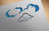 Blue Sky Life Plans Logo - Entry #387