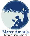 Mater Amoris Montessori School Logo - Entry #723