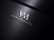 ALLRED WEALTH MANAGEMENT Logo - Entry #424