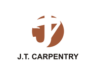 J.T. Carpentry Logo - Entry #107