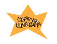 Crispy Creations logo - Entry #107