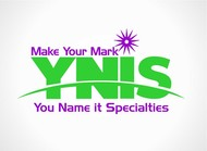 YNIS   You Name It Specialties Logo - Entry #56