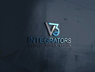 V3 Integrators Logo - Entry #124