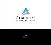 Albidress Financial Logo - Entry #49