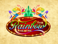 The Rainbow Theatre Logo - Entry #80