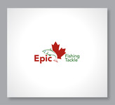 Epic Fishing Tackle Logo - Entry #2