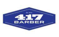 417 Barber Logo - Entry #18