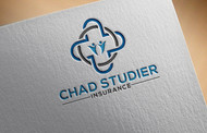 Chad Studier Insurance Logo - Entry #375