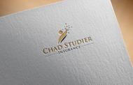 Chad Studier Insurance Logo - Entry #125
