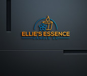 ellie's essence candle co. Logo - Entry #95