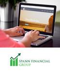 Spann Financial Group Logo - Entry #286