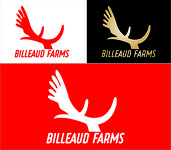 Billeaud Farms Logo - Entry #82