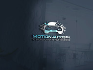 Motion AutoSpa Logo - Entry #213