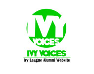 Logo for Ivy Voices - Entry #12