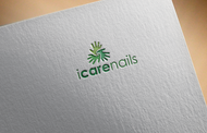 icarenails Logo - Entry #86