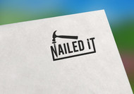 Nailed It Logo - Entry #292