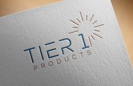 Tier 1 Products Logo - Entry #55