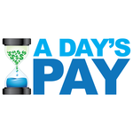 A Days Pay/One Days Pay-Design a LOGO to Help Change the World!  - Entry #77