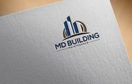 MD Building Maintenance Logo - Entry #43