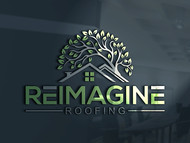 Reimagine Roofing Logo - Entry #149