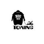 Big Man Towing Logo - Entry #52