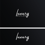 Luxury Builds Logo - Entry #199